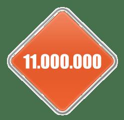 11000000